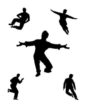 poise: los hombres de la danza plantillas