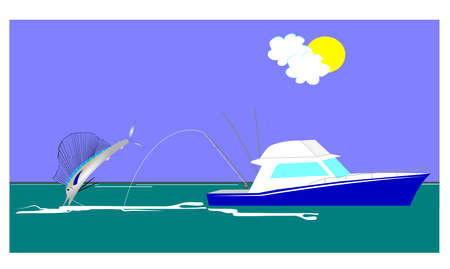 sailfish: pesca pesce vela