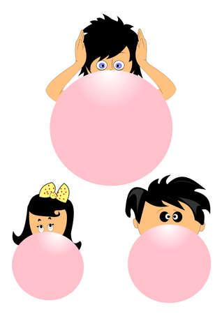 bubblegum: bubblegum bubbles