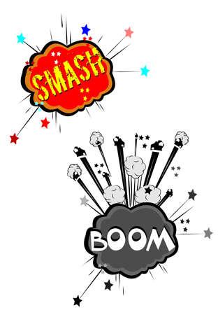 smash boom bahhhhh
