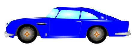 65 british spy car