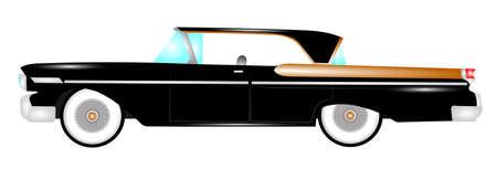 schlagbaum: 57 vintage Turnpike Cruiser