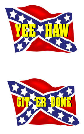 git: git er done with confederate flag