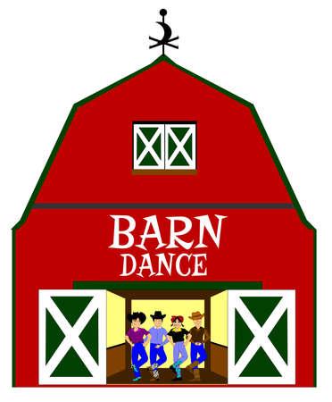 barn dance photo