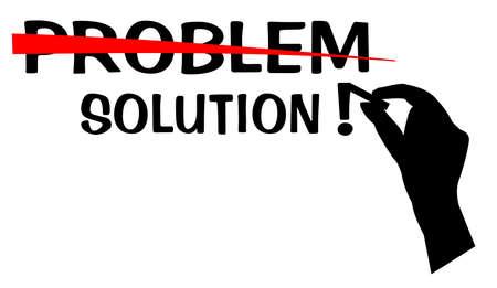 problem: problem solution concept