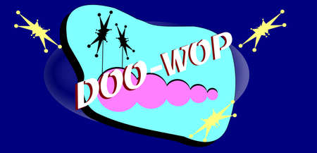 doo wop background