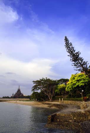 amat: A Small Bay on Wong Amat Beach, Thailand Pattaya