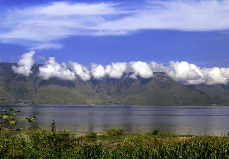 Lake Toba, Samosir Island. North Sumatra, Indonesia. Stock Photo - 20008762