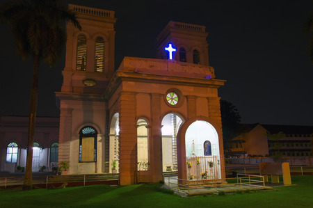assumption: Church of the Assumption was founded in 1786  Malaysia