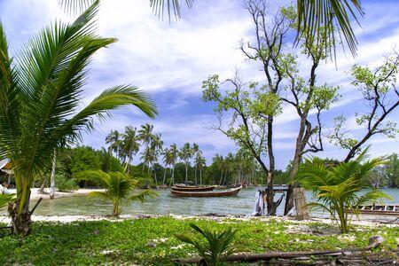 trang: Koh Mook Island. Trang Province, South Thailand