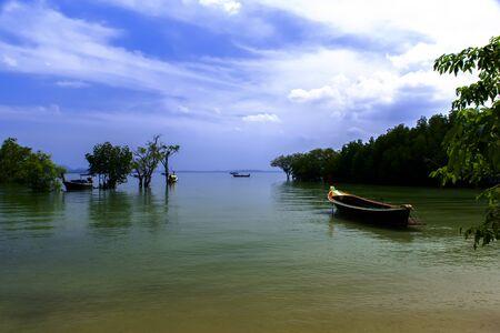 trang: Koh Mook Island Coast. Trang Province, South Thailand