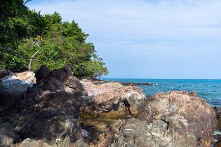 mook: Koh Mook Island Coast Line. Trang Province