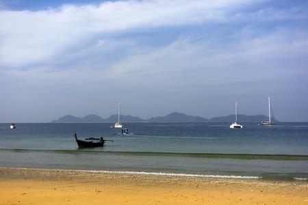 mook: Koh Mook Island Charlie Beach at Morning