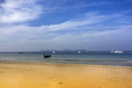 mook: Koh Mook Island Charlie Beach in Trang Province, South Thailand