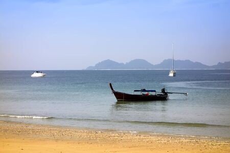 boat motor: Long Tail Boat, Motor Boat and Yacht