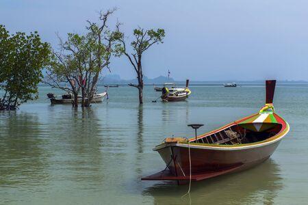 mook: Koh Mook Island Coast Line. Trang Province, South Thailand