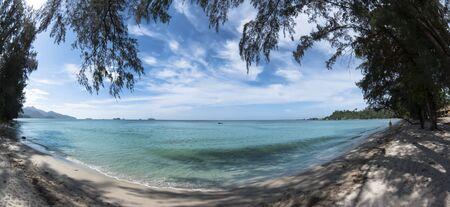 trat: Koh Chang Island, Klong Prao Beach in Trat Province Thailand Stock Photo
