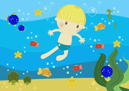 apnea: underwater life