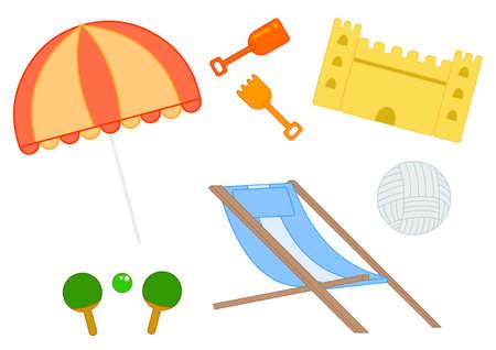 summer equipment