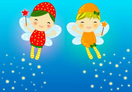 Cute Fairy photo