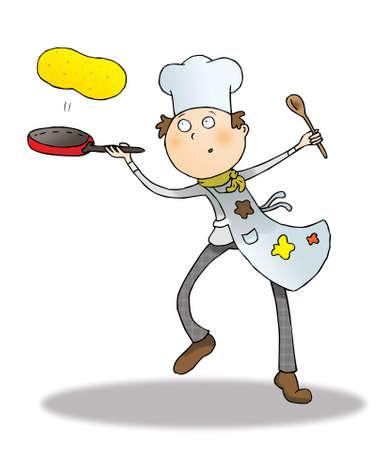 cook Stock Photo - 13291693