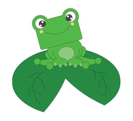cute frog photo