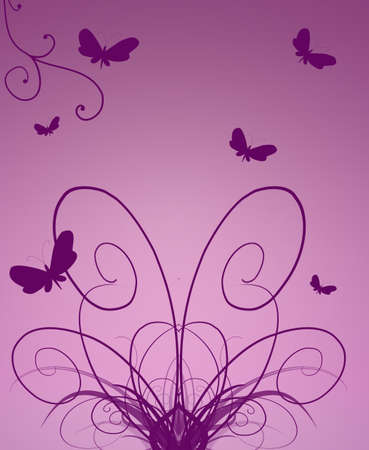 butterfly background texture photo