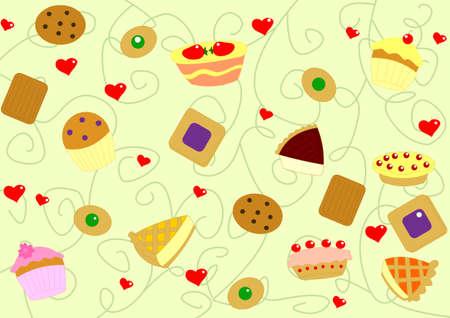 cake background photo