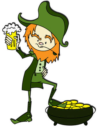 Saint Patrick s day Stock Photo - 13702267