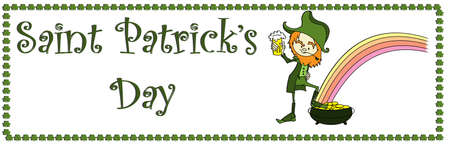 st paddy s day: Saint Patrick s day Stock Photo