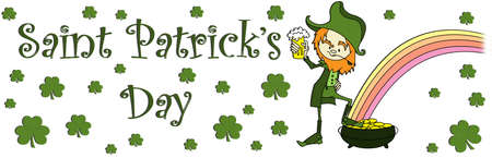 Saint Patrick s day Stock Photo - 13702336