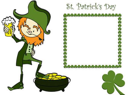 Saint Patrick Stock Photo - 13731836