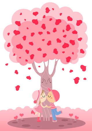 love tree photo
