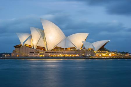 Sydney Opera house on Apr 7 12