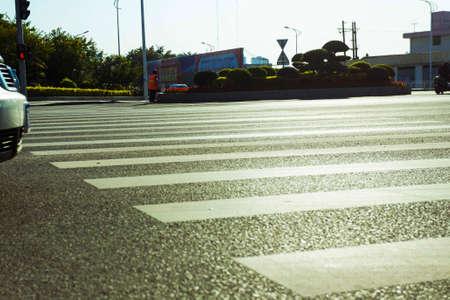 crossing: Road crossing