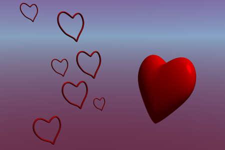 広い心といくつかの心の概要