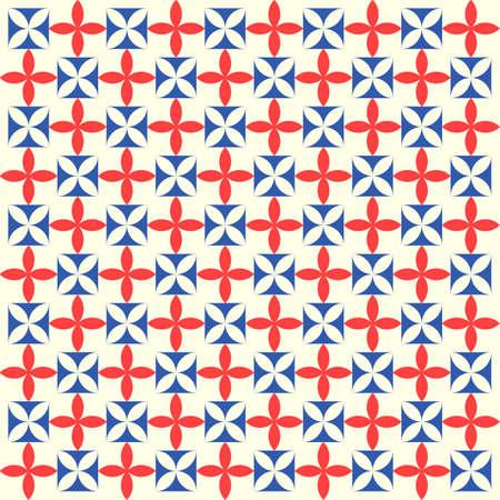 Seamless geometric abstract pattern. Vector illustration. Element, design.