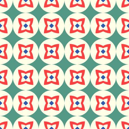 Seamless geometric abstract patterns. Vector illustration. Element, design. 向量圖像