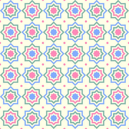 Seamless geometric abstract patterns. Vector illustration. Element, design. Ilustracja