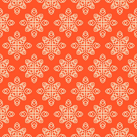 Seamless geometric abstract pattern. Vector illustration. Element, design.