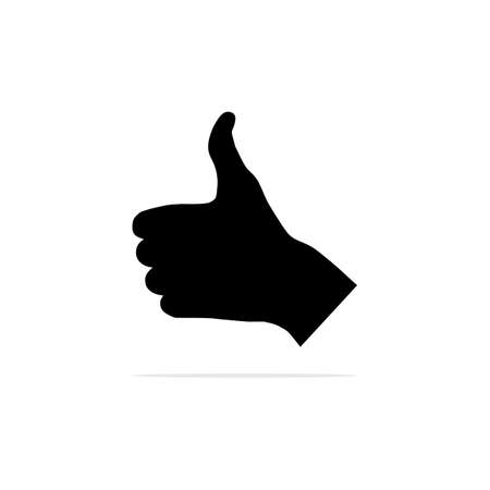 good hand symbol Icon. Vector concept illustration for design.