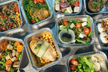 organic fresh nutrition in boxes