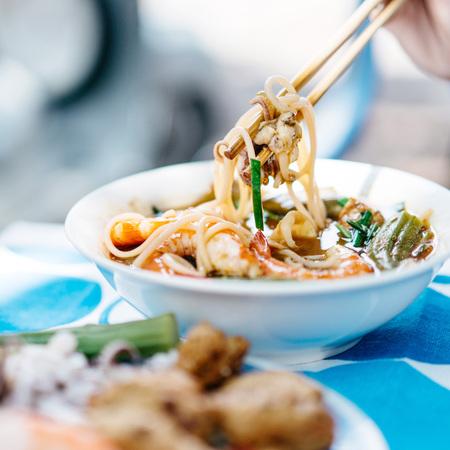 Vietnamese bun bo hue