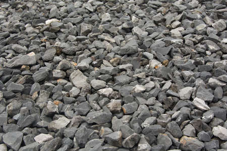 Close up of gravel background photo