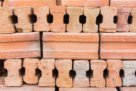 stow: Stow of brick prepare for construction