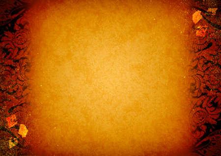 금박 템플릿 태국 전통 예술 용지