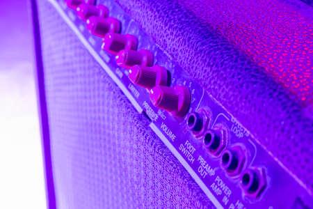 guitar amplifier photo