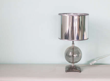 Modern lamp Stock Photo - 89460442