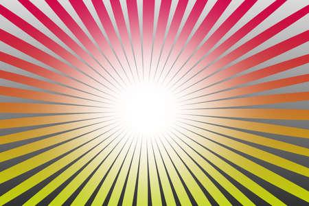 sun energy: sunburst  background