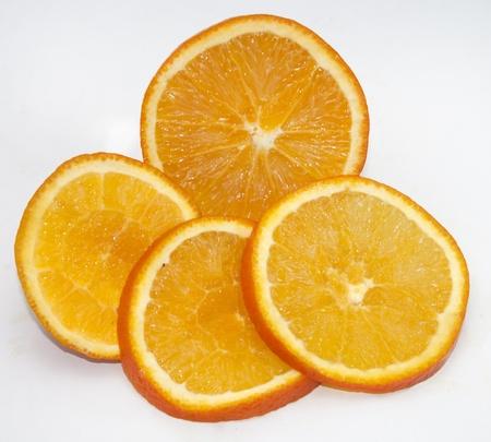 stock photograph: orange